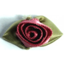 001 168 - Large ribbon roses bag of 100