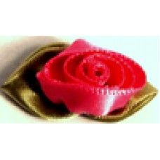 001 175 - Large ribbon roses bag of 100