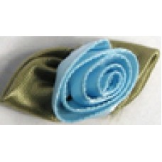 001 305 - Large ribbon roses bag of 100