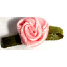 004 117 - Small ribbon roses bag of 100