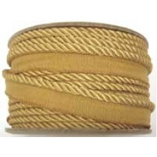 7020 407 - Antique gold Polyester piping on 20m rolls