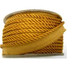 7020 410 - Deep gold Polyester piping on 20m rolls