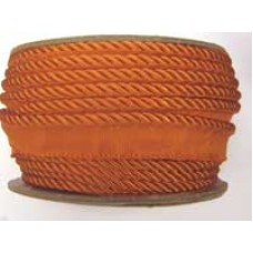 7020 414 - Orange Polyester piping on 20m rolls