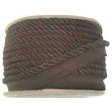 7020 417 - Chocolate Polyester piping on 20m rolls