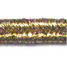 8305 1 - Narrow Lurex Russia Braid 75m