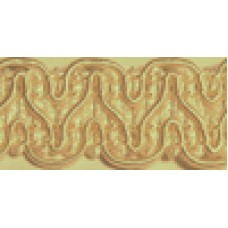 8519 405 - CreamPolyester Braid on 25m cards