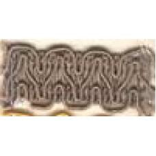8519 419 - Mushroom  Polyester Braid on 25m cards