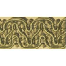 8519 426 - Dusky green Polyester Braid on 25m cards