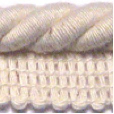 8531 01 - 9mm Natural Cotton Piping on 12.5m rolls