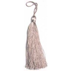 8912 403 - Polyester Tassels 10cm Pack of 10