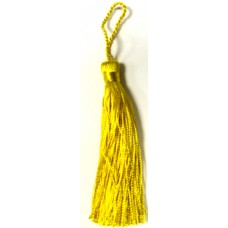 8912 413 - Polyester Tassels 10cm Pack of 10
