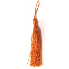 8912 414 - Polyester Tassels 10cm Pack of 10