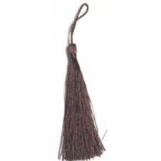 8912 417 - Polyester Tassels 10cm Pack of 10