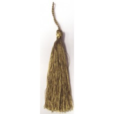 8912 419 - Polyester Tassels 10cm Pack of 10