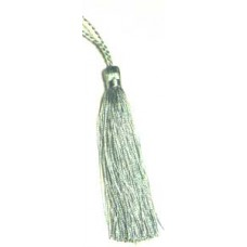 8912 420 - Polyester Tassels 10cm Pack of 10