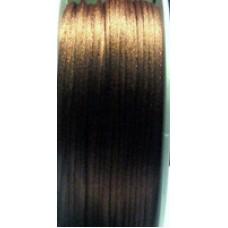 9228  546 - 9228 Rat tail tubular ribbon 25m