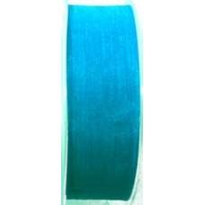 9232 6 657 - Sheer organza ribbon  6mm on 25m rolls