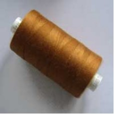 Epic Strong Thread Polyester  500m (5 reels) col 2392 gold