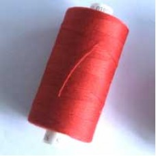 Epic Strong Thread Polyester  500m (5 reels) col 3855 red red