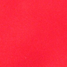 F619 - 30cm Felt Sqs Red Pk of 10