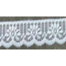 FL200 181 - 32mm Flat lace Sky 33m
