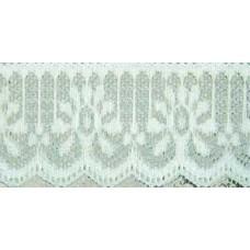 FL200 199 - 32mm Flat lace Mint 33m