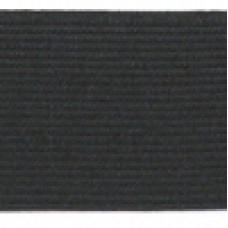 LE19 700 - 19mm Budget Elastic 25m roll Black