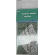 P258 - Knitters needles 20 cards