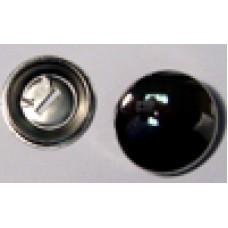 TRIM23 - 22mm Metal cover buttons 100 pieces per  box